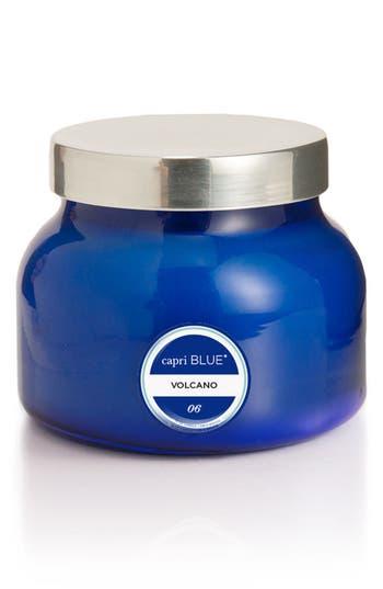 Capri Blue Petite Volcano Scented Jar Candle, Size One Size - Blue