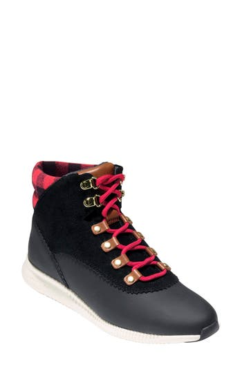Cole Haan 2.zer?grand Waterproof Hiking Boot, Black