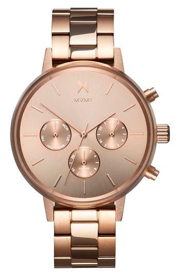 Women's Mvmt Nova Chronograph Bracelet Watch, 38Mm