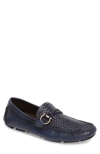 Men's Salvatore Ferragamo Front Driving Shoe