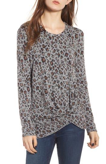 Women's Stateside Twist Front Fleece Sweatshirt