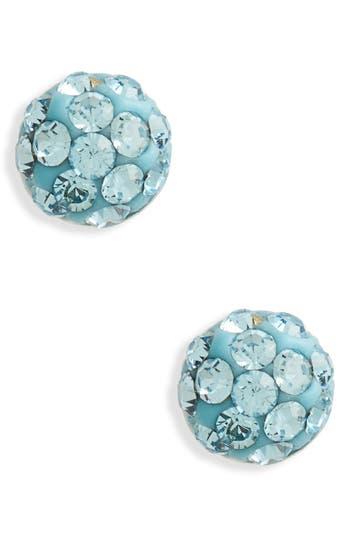 Girl's Tomas Crystal & Sterling Silver Earrings