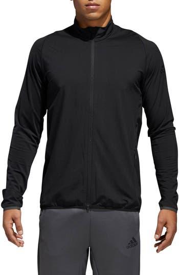 Adidas 4.zero Training Jacket, Black