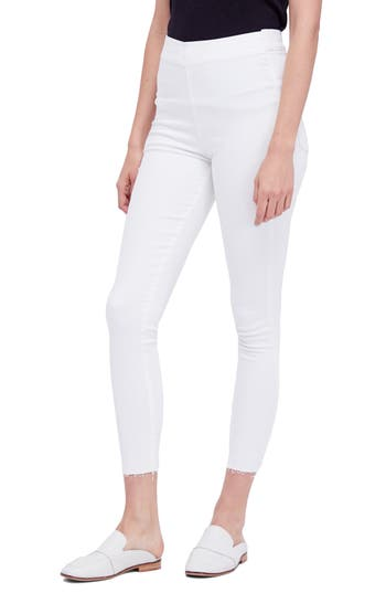 We The Free By Free People Easy Goes It Denim Leggings, White