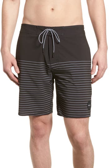 Rvca  CURREN SWIM TRUNKS
