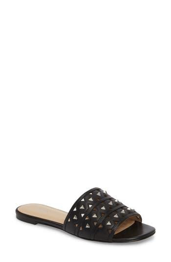 Botkier Maeva Slide Sandal- Black