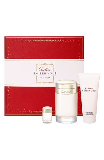 Cartier BAISER VOLE SET (NORDSTROM EXCLUSIVE) ($186 VALUE)