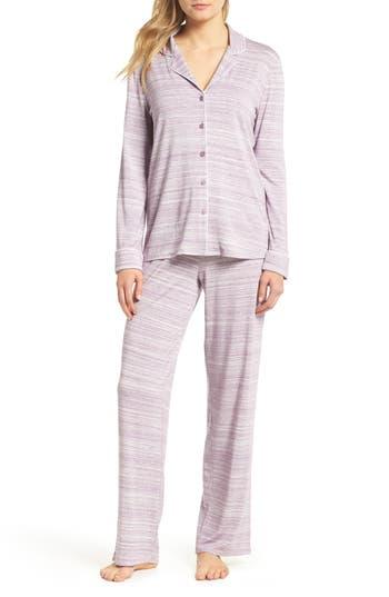 Nordstrom Lingerie Moonlight Pajamas, Purple