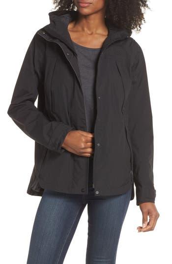 The North Face Ditmas Rain Jacket, Black