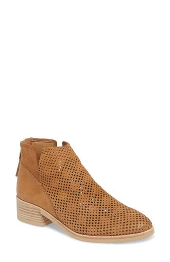 Dolce Vita Tommi Perforated Bootie, Brown