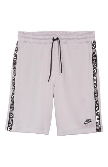832009f084be4c Nike Sportswear Air Max Shorts In Atmosphere Grey  Black
