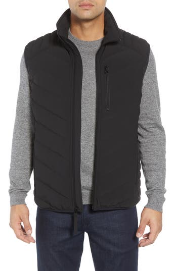 Marc New York Withers Down Vest, Black