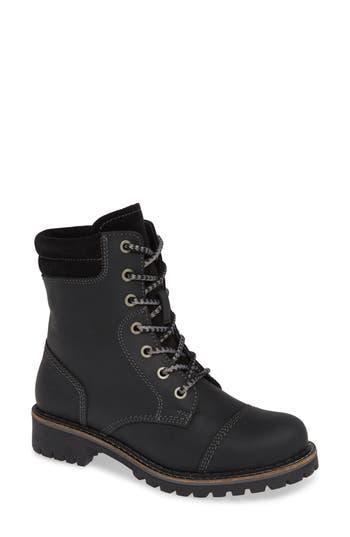 Bos. & Co. Hero Waterproof Hiker Boot - Black