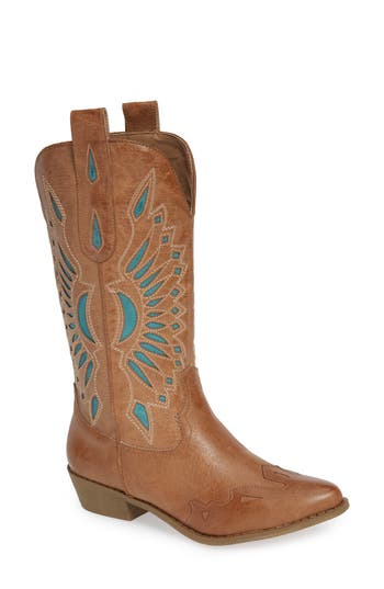 Coconuts By Matisse Bandera Boot, Brown