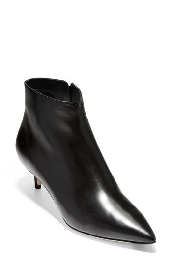 Cole Haan Vesta Bootie B - Black