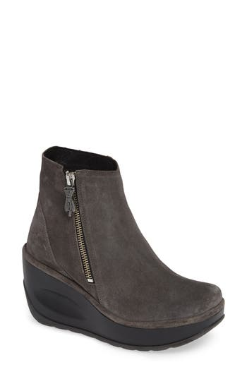 Fly London Jome Bootie - Grey