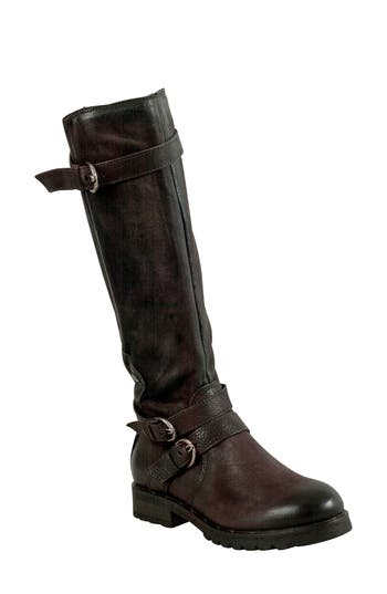 Miz Mooz Prim Knee High Boot Brown