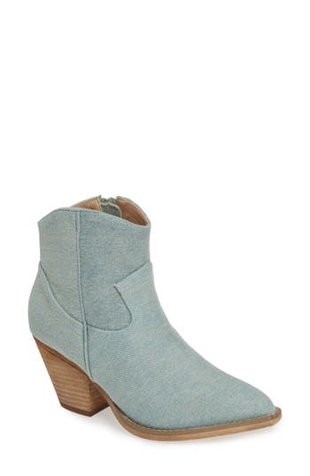 Jane And The Shoe Kara Bootie, Blue