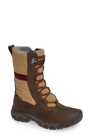 Keen Hoodoo Iii Waterproof Boot, Brown