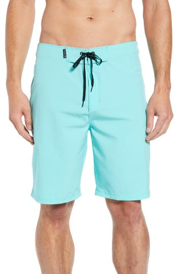 Hurley Phantom One And Only Board Shorts, Green