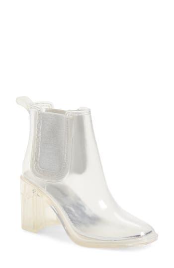 Jeffrey Campbell Hurricane Waterproof Boot, Metallic