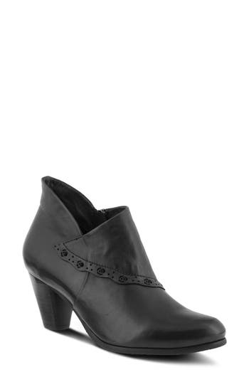 Spring Step Quiet Bootie - Black