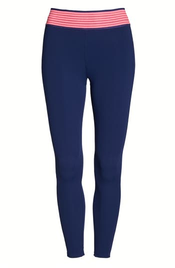 Free People Practice Makes Perfect Leggings, Blue