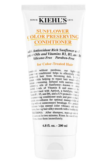 Kiehl's Since 1851 Sunflower Color Preserving Conditioner, Size