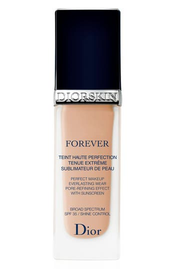 Dior Diorskin Forever Perfect Foundation Broad Spectrum Spf 35 - 032 Rosy Beige