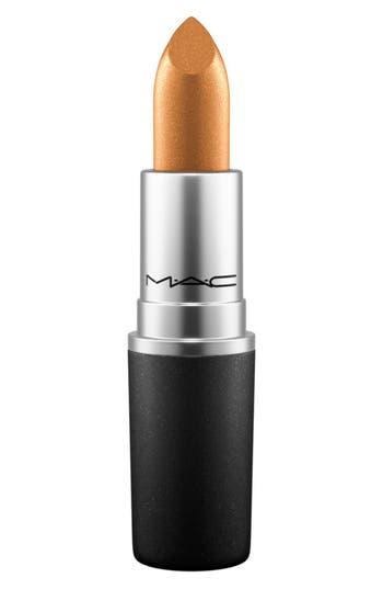 MAC Nude Lipstick - Bronze Shimmer (F)