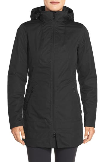 Women's The North Face 'Ancha' Hooded Waterproof Parka