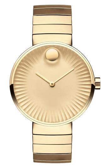 Women's Movado 'Edge' Bracelet Watch, 34Mm