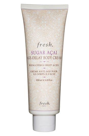 Fresh 'Sugar Açai Age-Delay' Body Cream