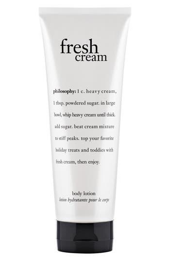 Philosophy 'Fresh Cream' Lotion