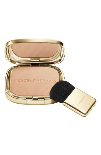 Dolce & gabbana Beauty Perfection Veil Pressed Powder - Soft Blush 3