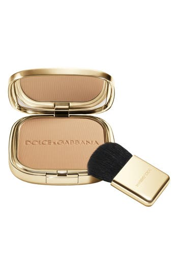 Dolce & gabbana Beauty Perfection Veil Pressed Powder - Caramel 4