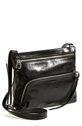 Hobo 'Cassie' Crossbody Bag - Black