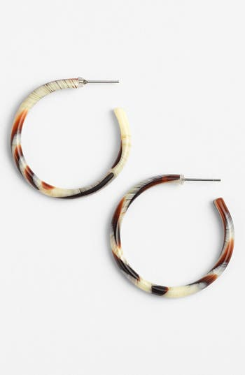 Women's L. Erickson Hoop Earrings
