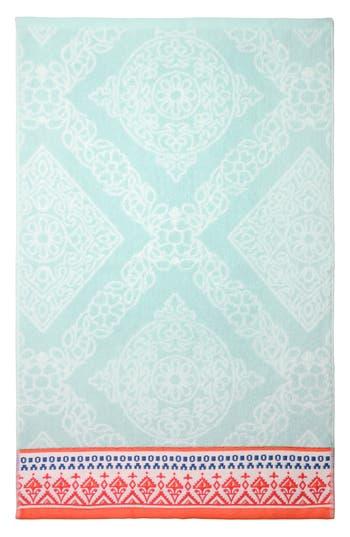 John Robshaw Mitta Hand Towel, Size One Size - Blue/green