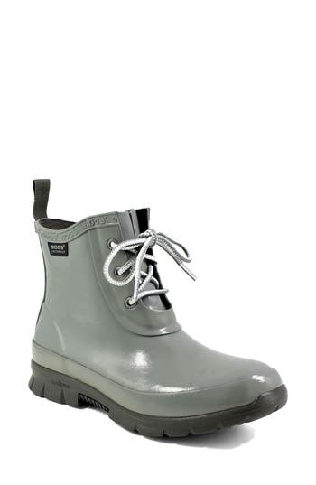 Bogs Amanda Waterproof Boot, Grey