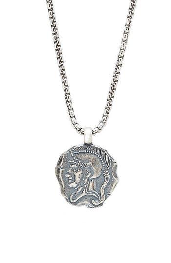 Men's Degs & Sal Spartan Pendant Necklace
