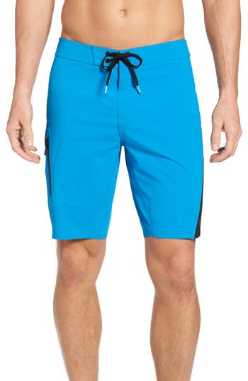 Jack Oneill Superfreak Paddler Board Shorts, Blue