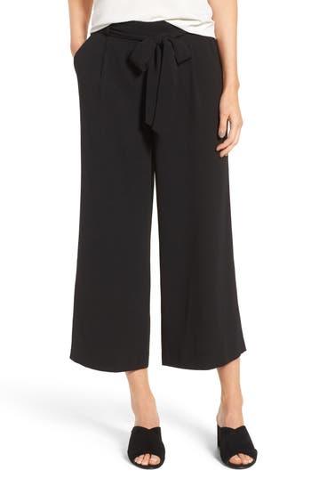 Women's Halogen Wide Leg Crop Pants