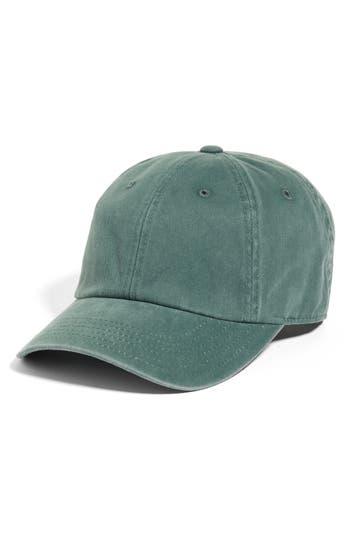Women's American Needle Washed Baseball Cap - Green
