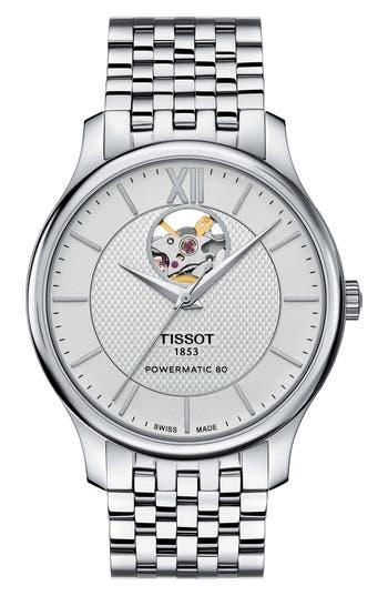 Tissot Tradition Bracelet Watch, 40Mm