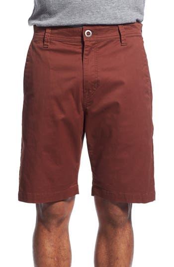 Volcom Lightweight Shorts, Brown
