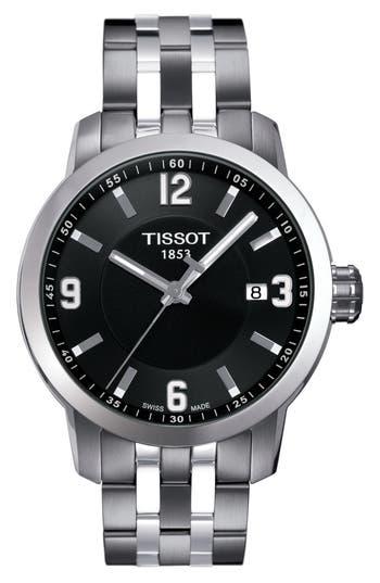 Tissot Prc200 Bracelet Watch, 39Mm
