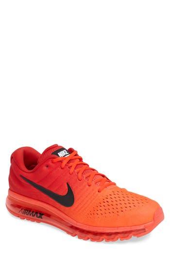 Men's Nike Air Max 2017 Running Shoe