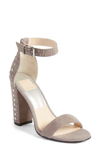 Dolce Vita Hendrix Studded Sandal, Grey