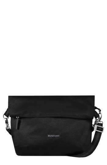 Sherpani Vale Reversible Crossbody Bag - Black